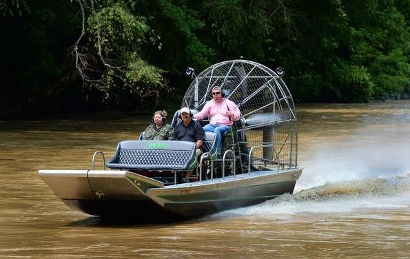Hatfield And Mccoy Airboat Tours